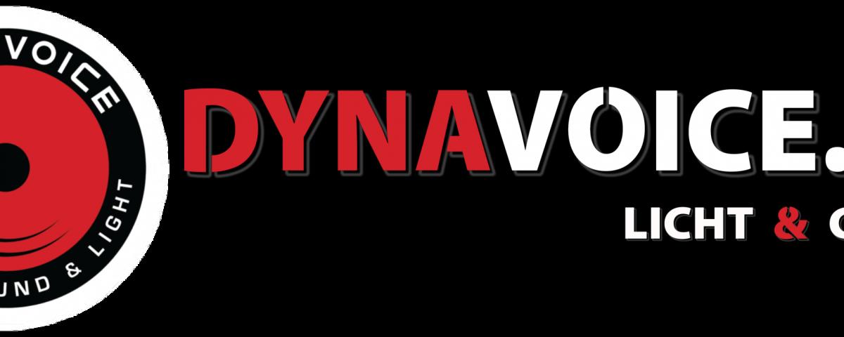 dynavoice new logo