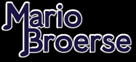 Mario Broerse | Zanger & entertainer
